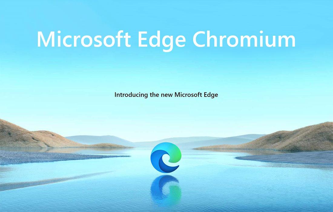 The new Microsoft Edge