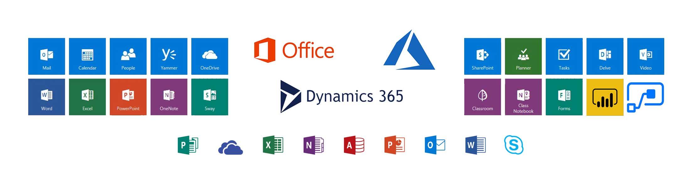 Produse Office 365
