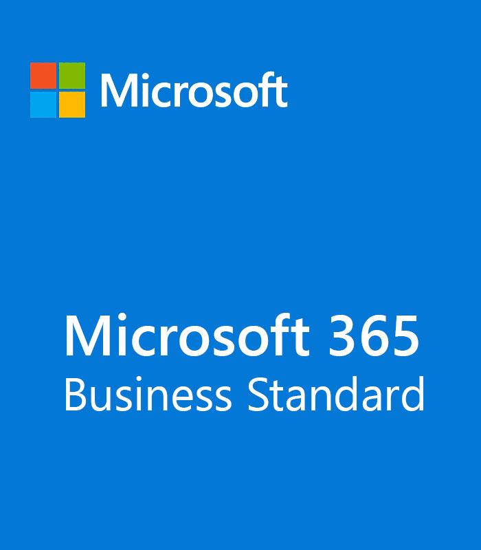 Pepas Cloud Microsoft 365 Business Standard