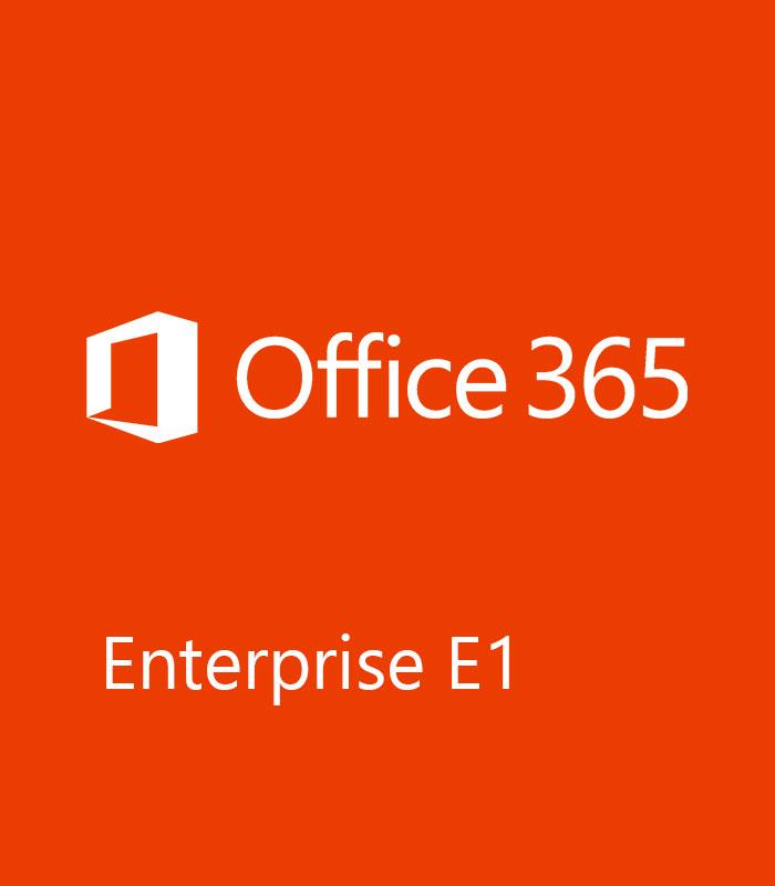 Pepas Cloud Office 365 Enterprise E1