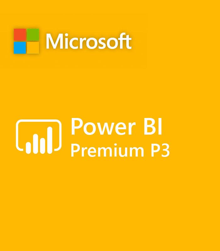 Pepas Cloud Power BI Premium P3