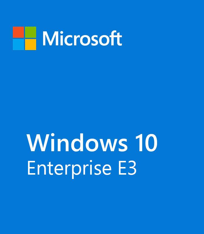 Pepas Cloud Windows 10 Enterprise E3 1