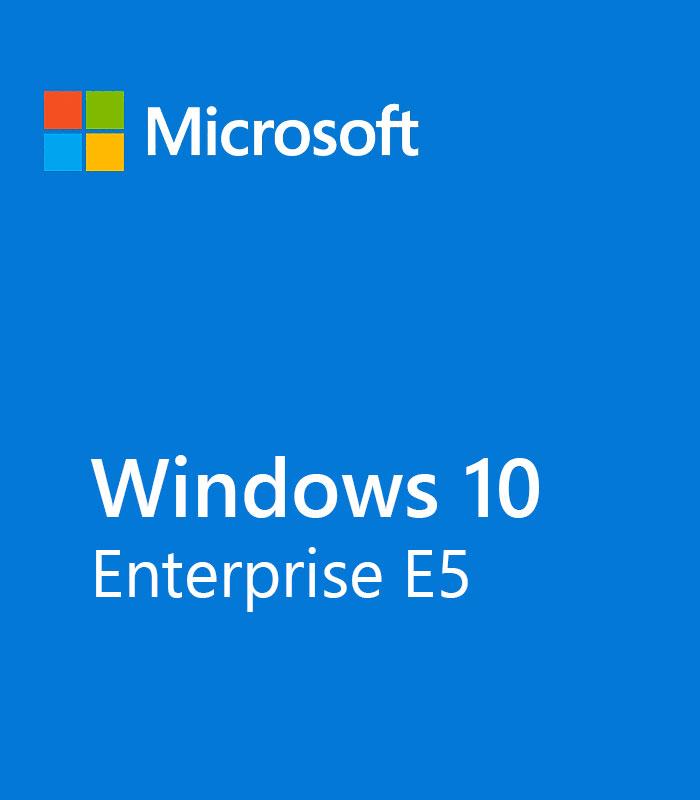 Pepas Cloud Windows 10 Enterprise E5 1