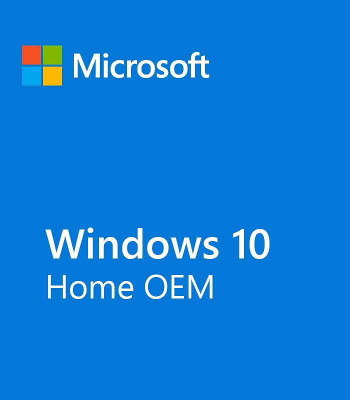 Pepas Cloud Windows 10 Home OEM 1