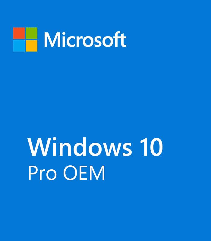 Pepas Cloud Windows 10 Pro OEM 1