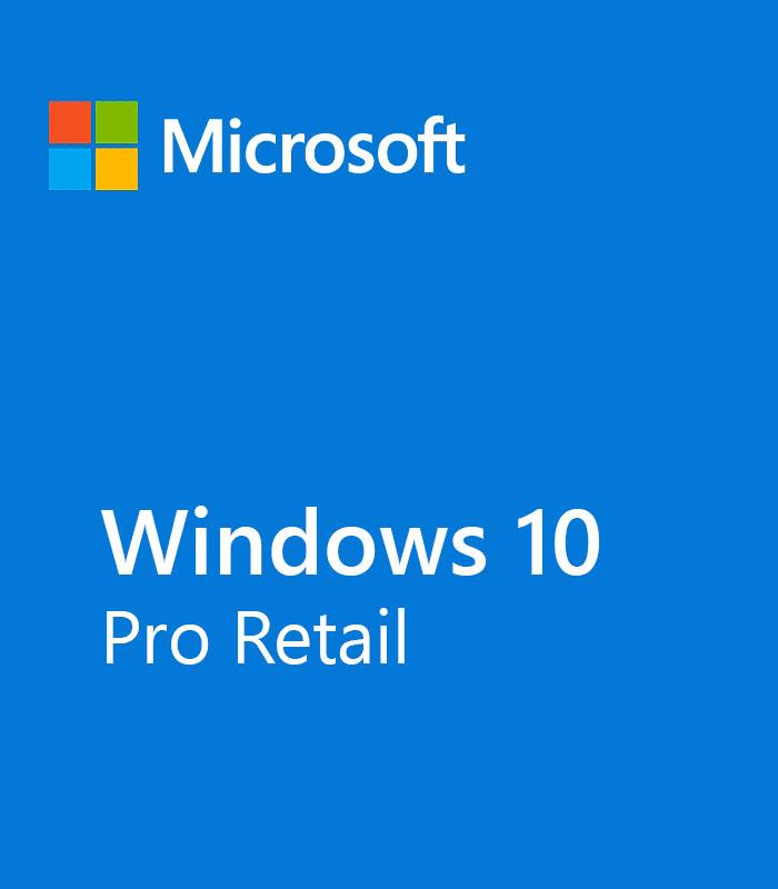 Pepas Cloud Windows 10 Pro Retail